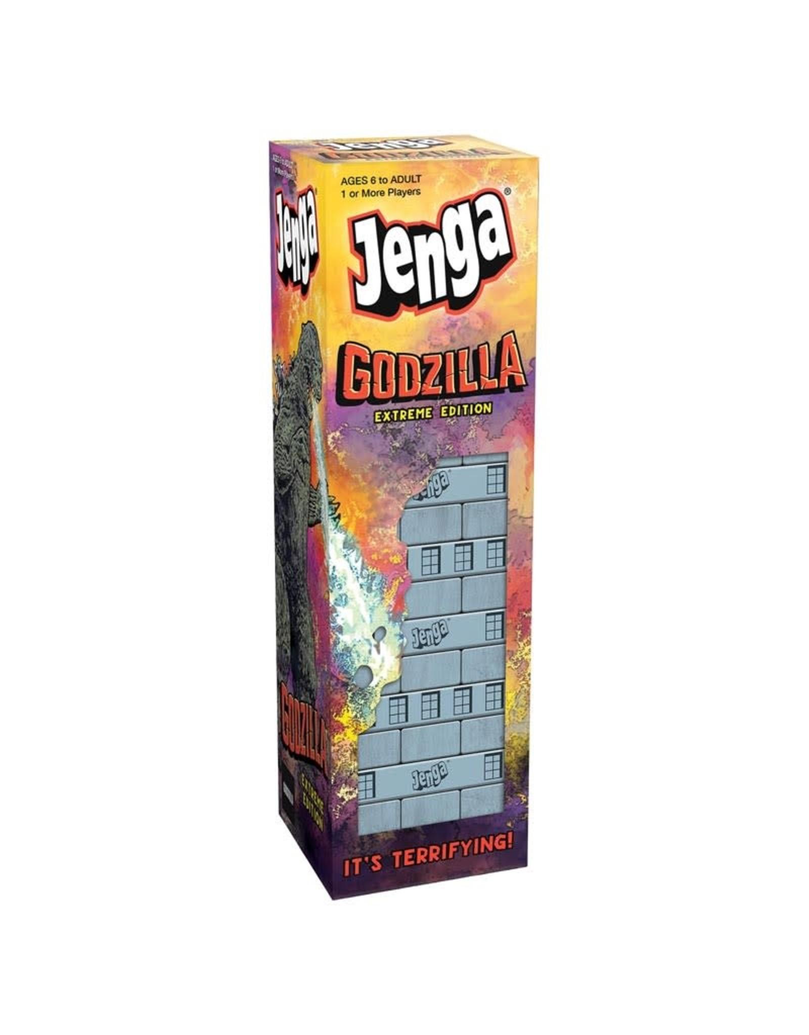 JENGA Godzilla Extreme Edition