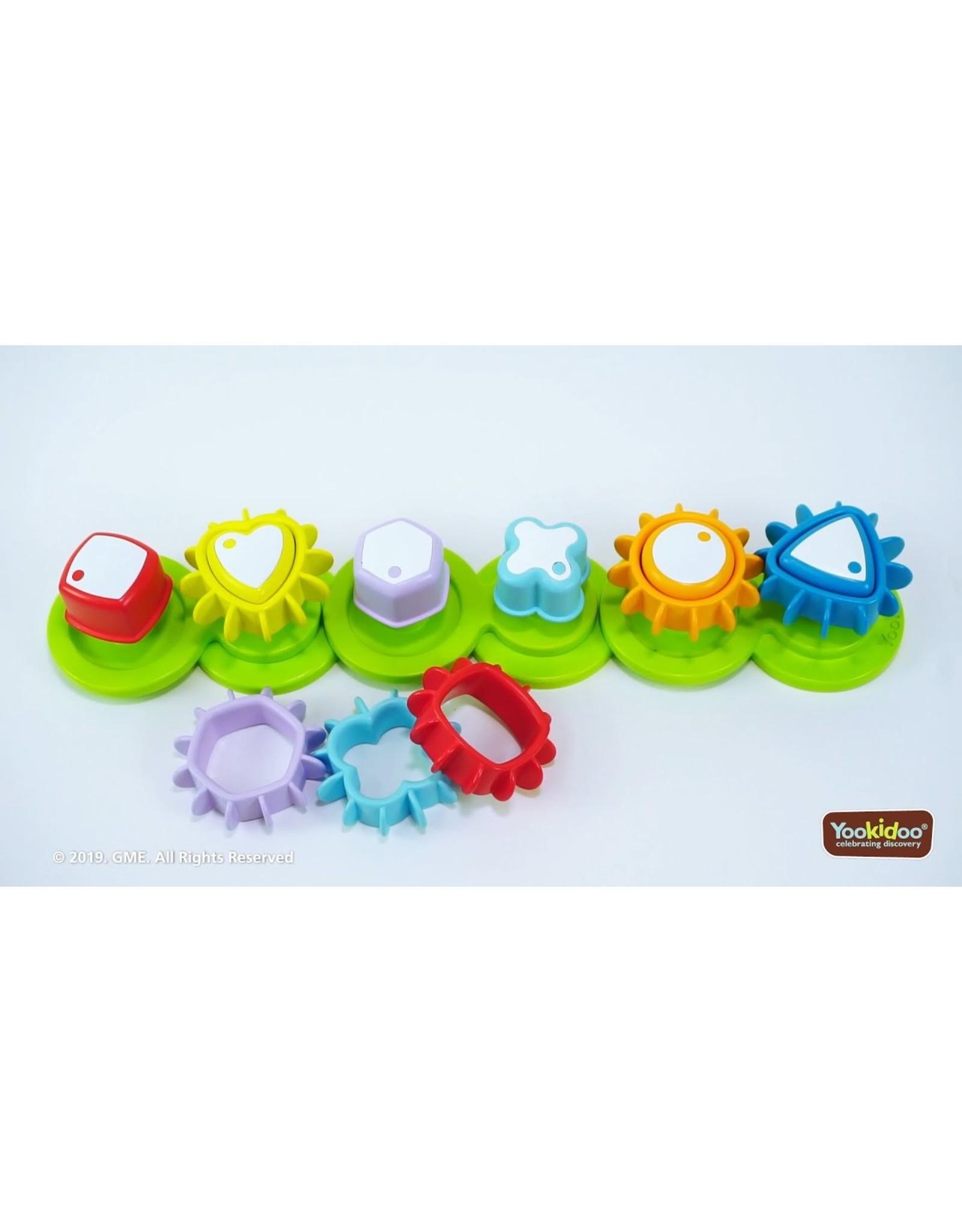Shape 'N' Spin Gear Sorter™