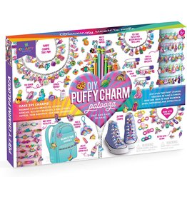 Craft-tastic Fun With DIY Puffy Charm Palooza