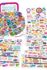Craft-tastic Stickerfetti