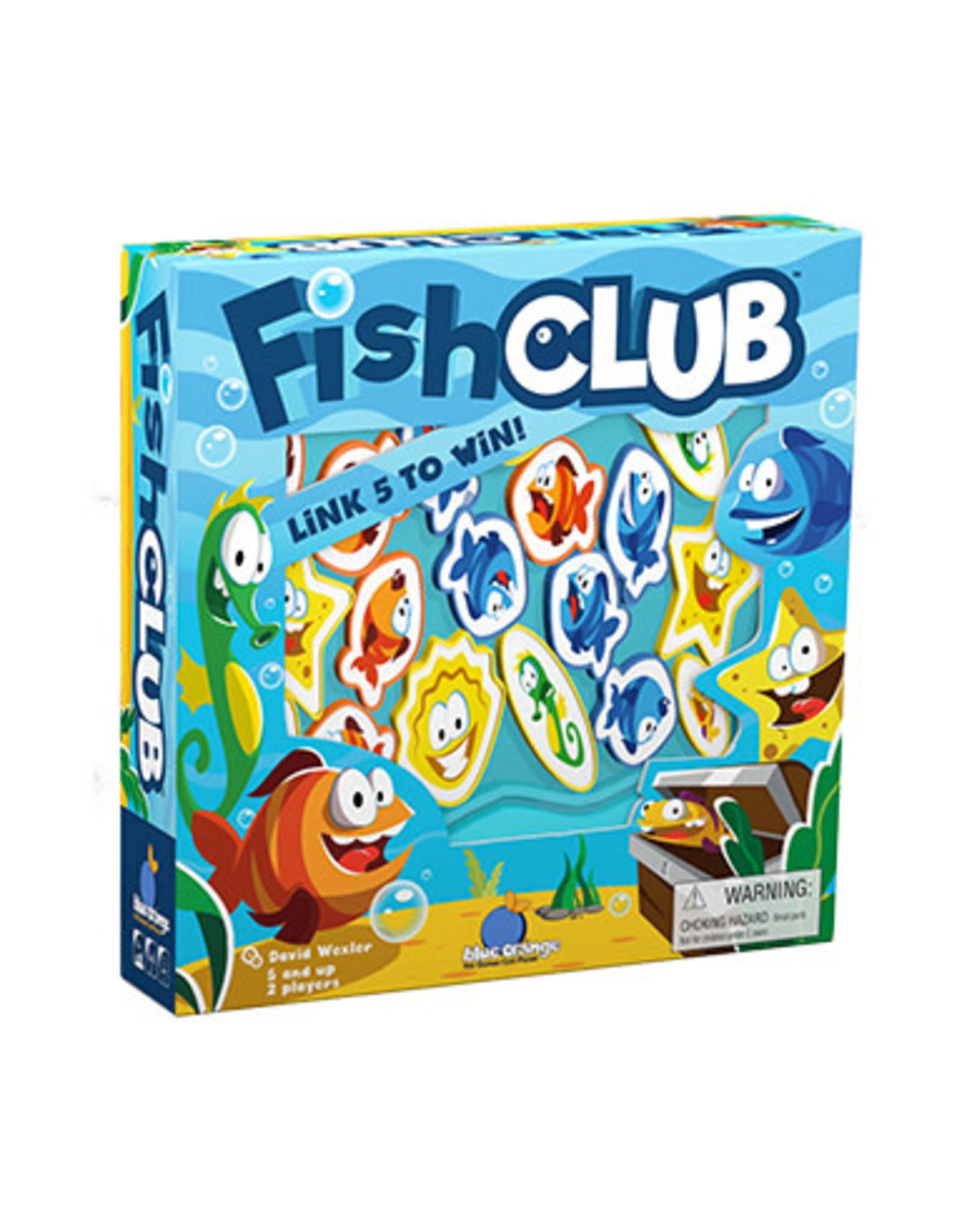 Fish Club Game