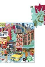 New York City Life 1000 Pc Sq Puzzle