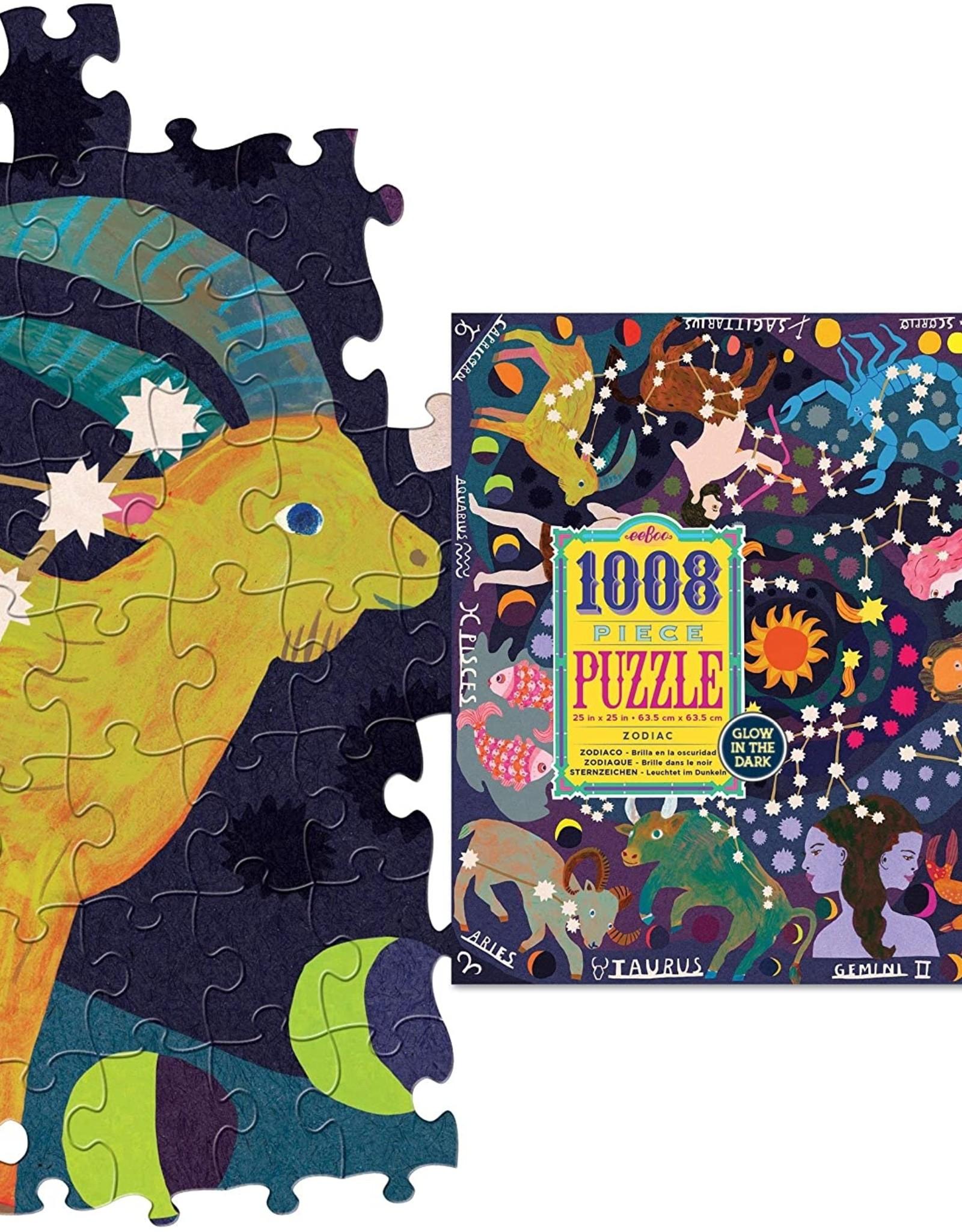 Zodiac 1000 Pc Sq Puzzle