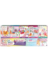 100% Extra Small SWEETS Mini Clay 5-Pack