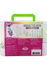Neon Tie Dye Tank Top Design Keeper Crate