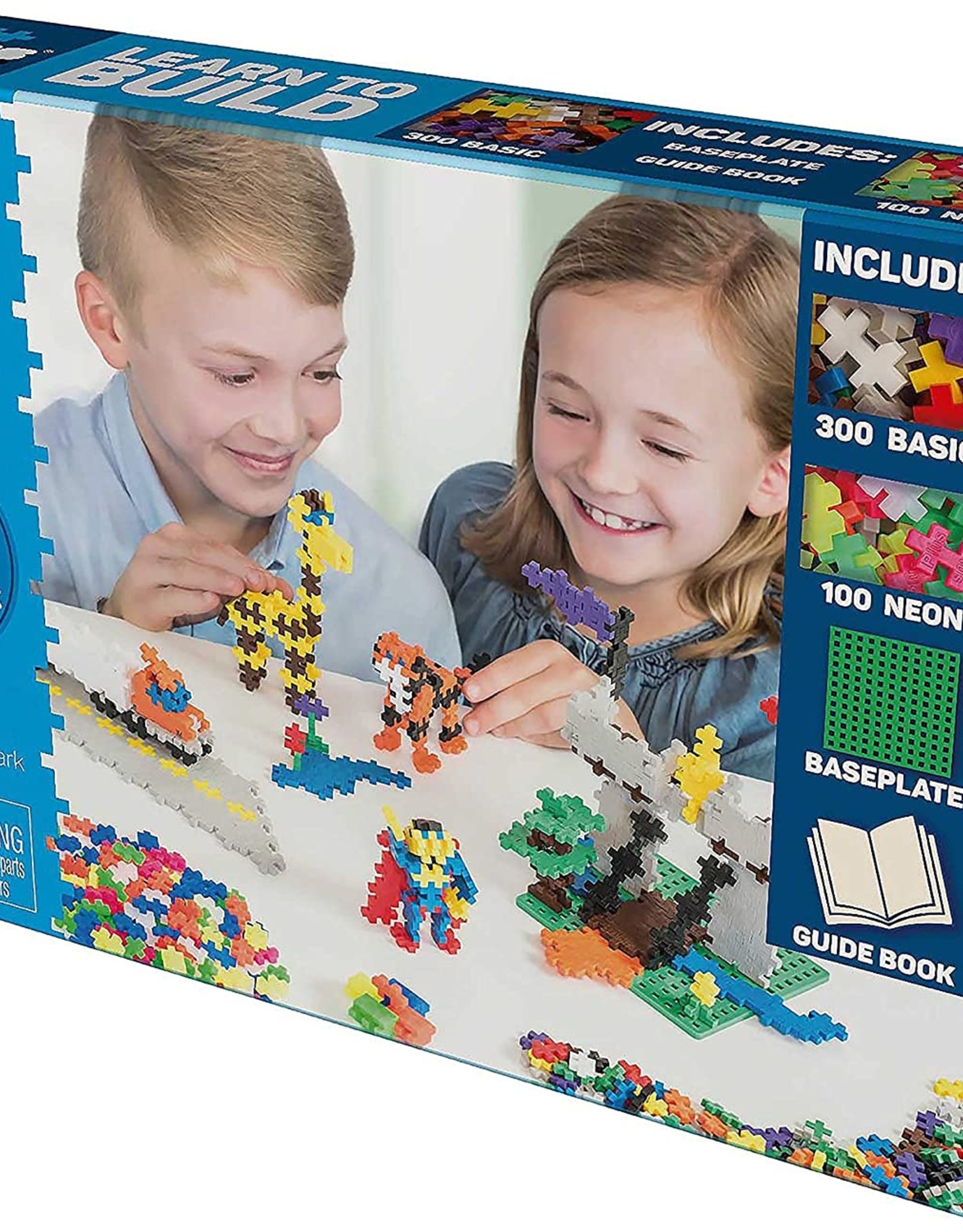 Learn to Build - Basic 400 Pc. Plus-Plus