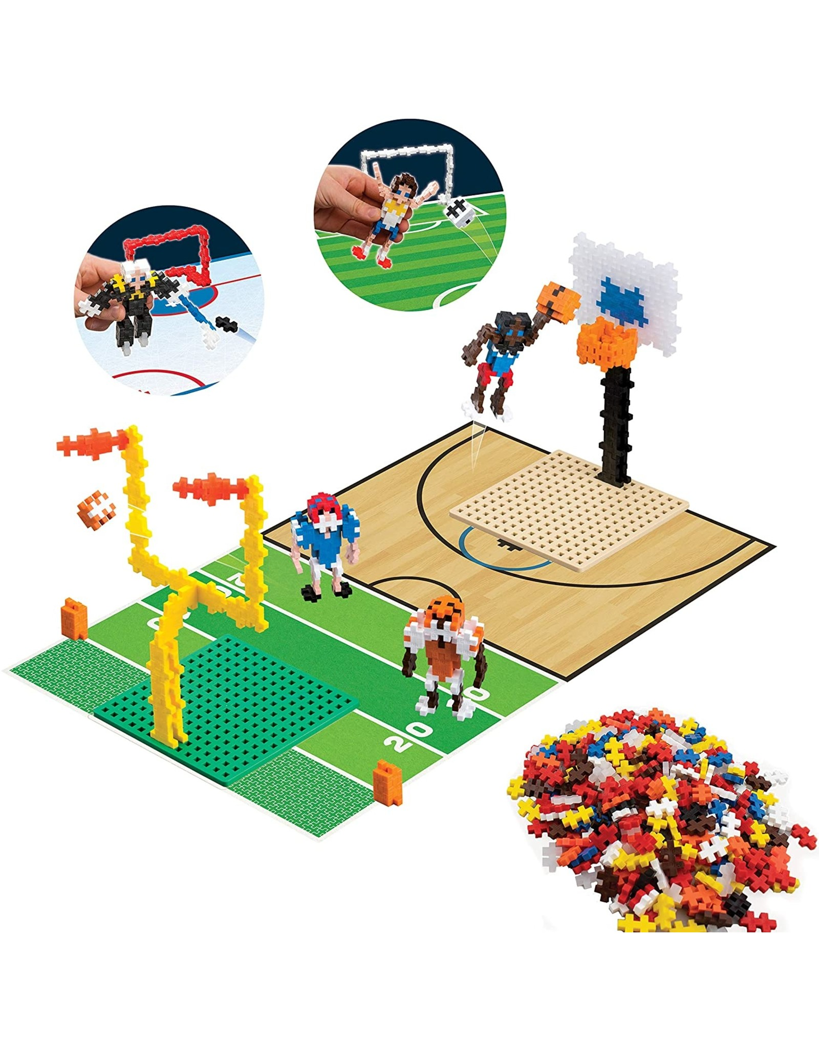Learn to Build - Sports