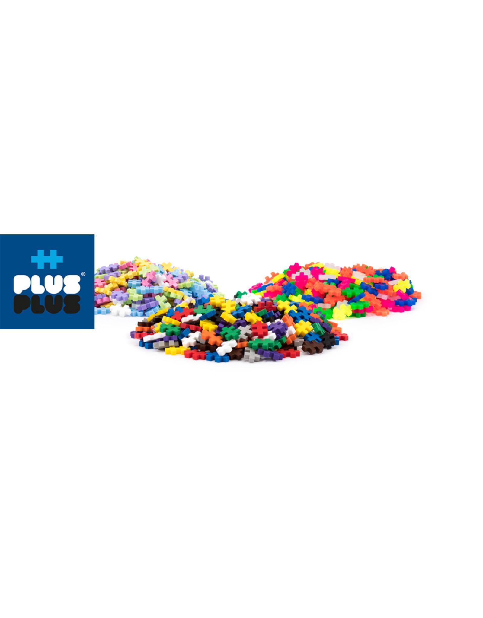 Plus-Plus Plus-Plus Tube - 240 pc Basic