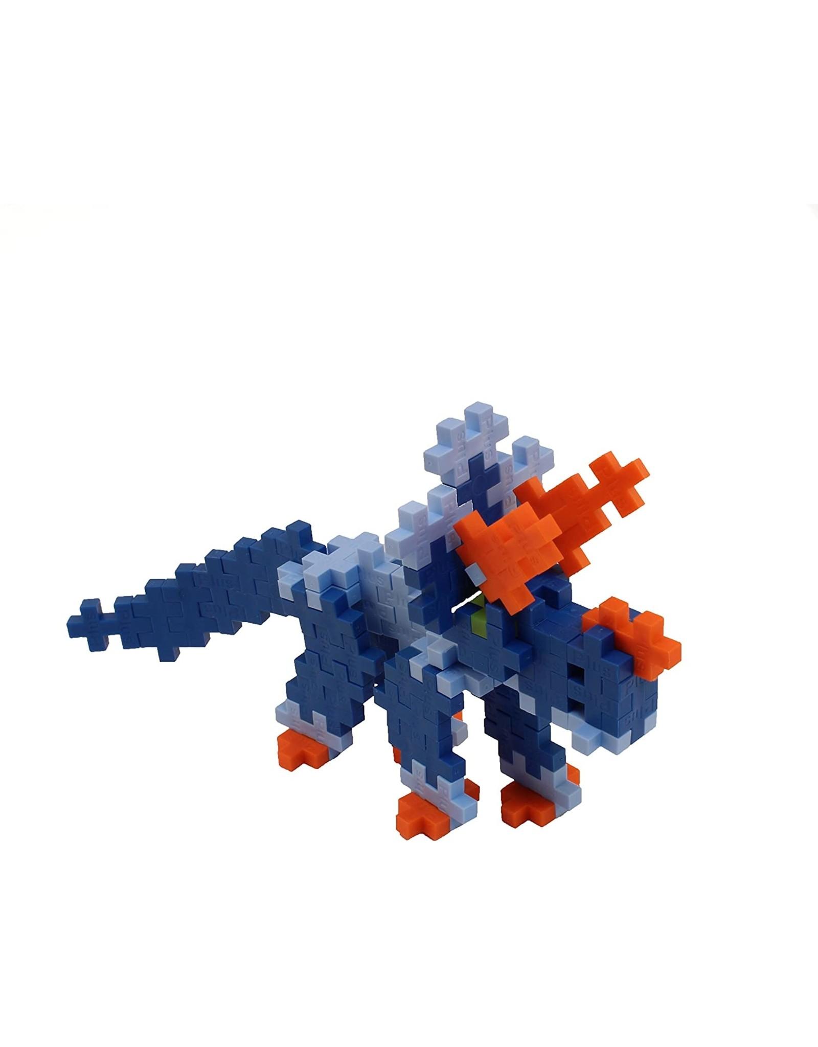 Plus-Plus Tube - Triceratops