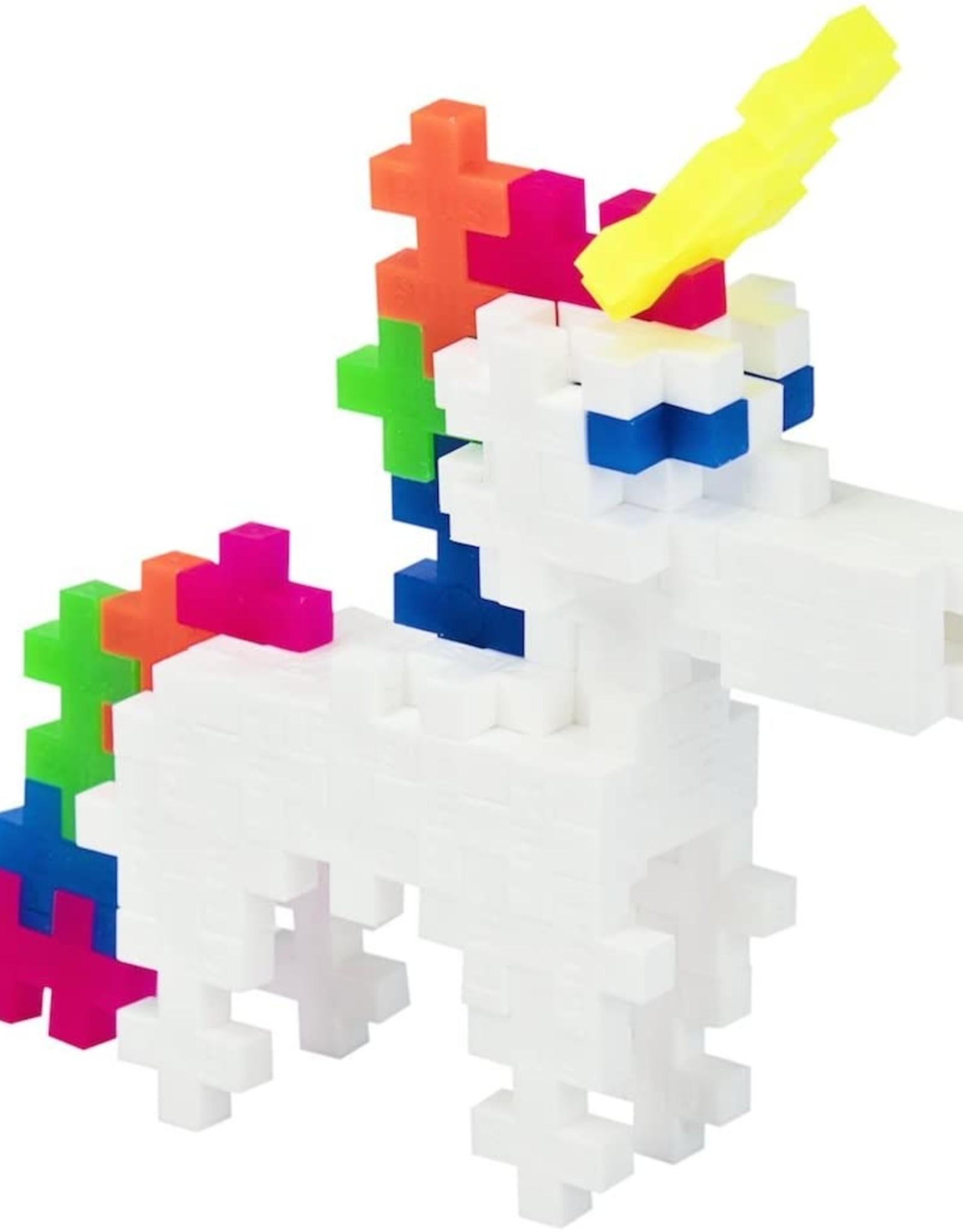Plus-Plus Tube - Unicorn