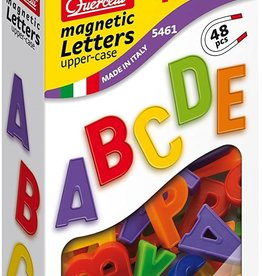 Magnetic Capital Letters
