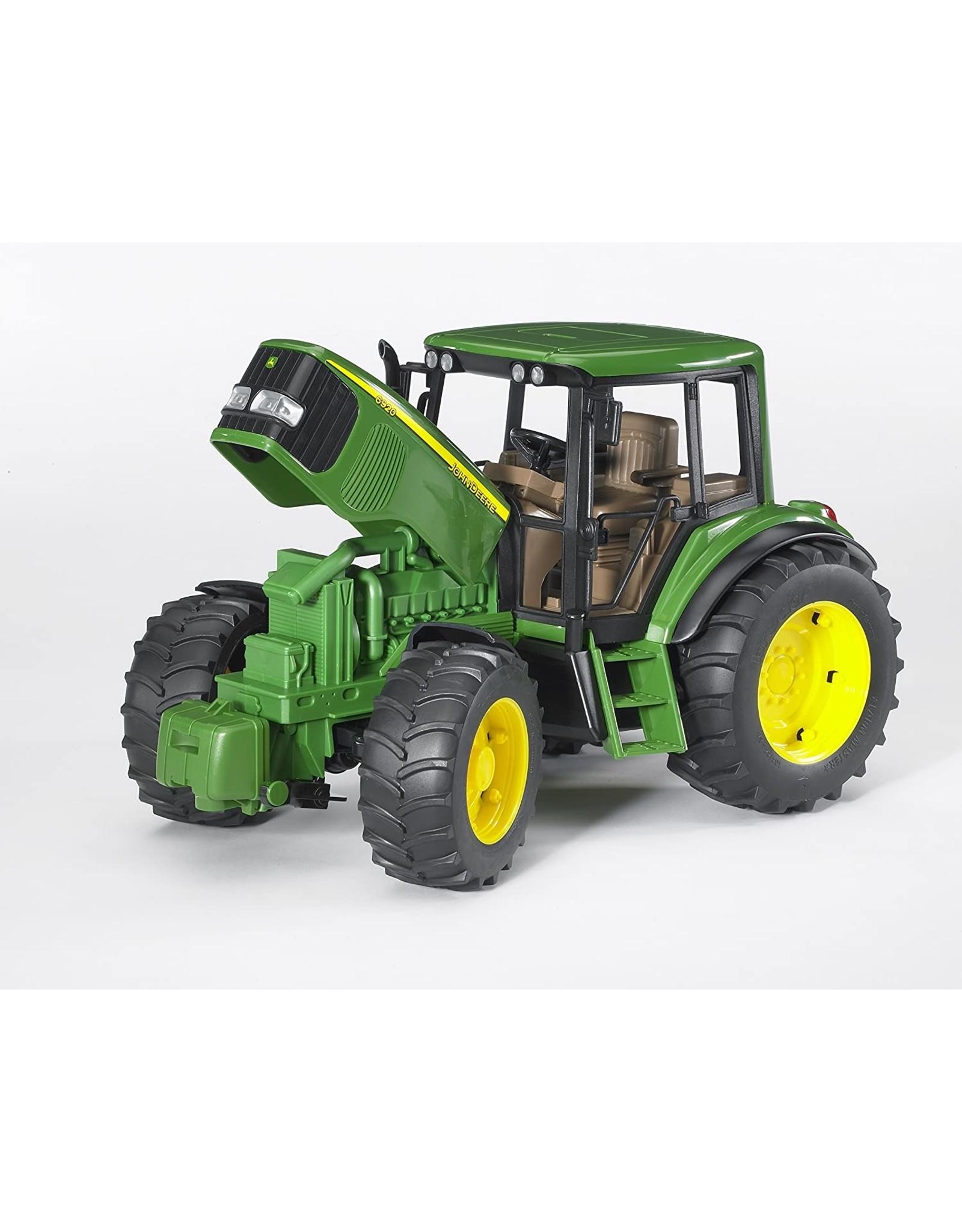 John Deere Tractor 6920 w/ Front Loader