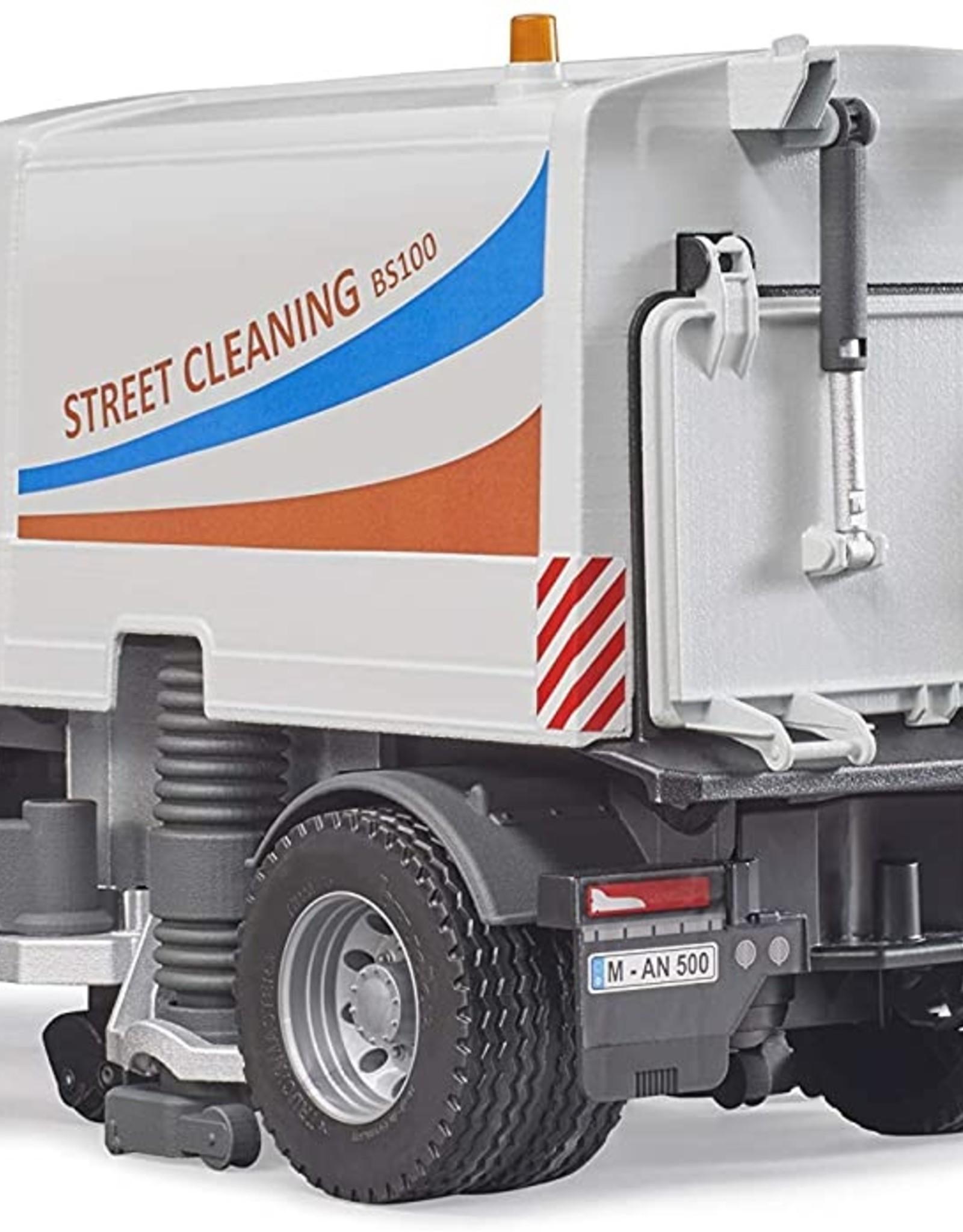 MAN TGS Street Sweeper