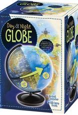 Columbus Day & Night Globe