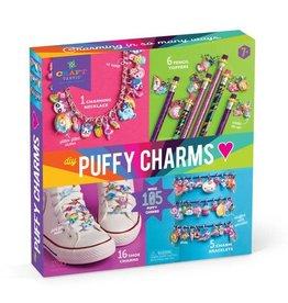 Craft-tastic DIY Puffy Charms