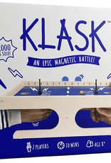 Klask - The Magnetic Game of Skill
