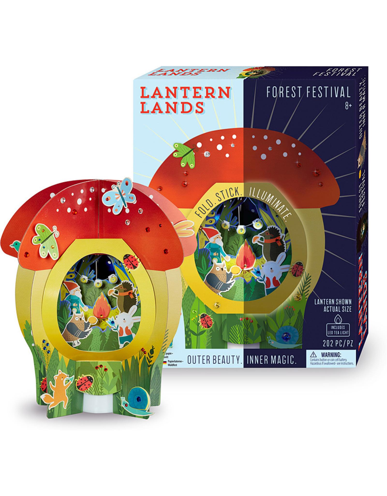 Lantern Lands - Forest Festival