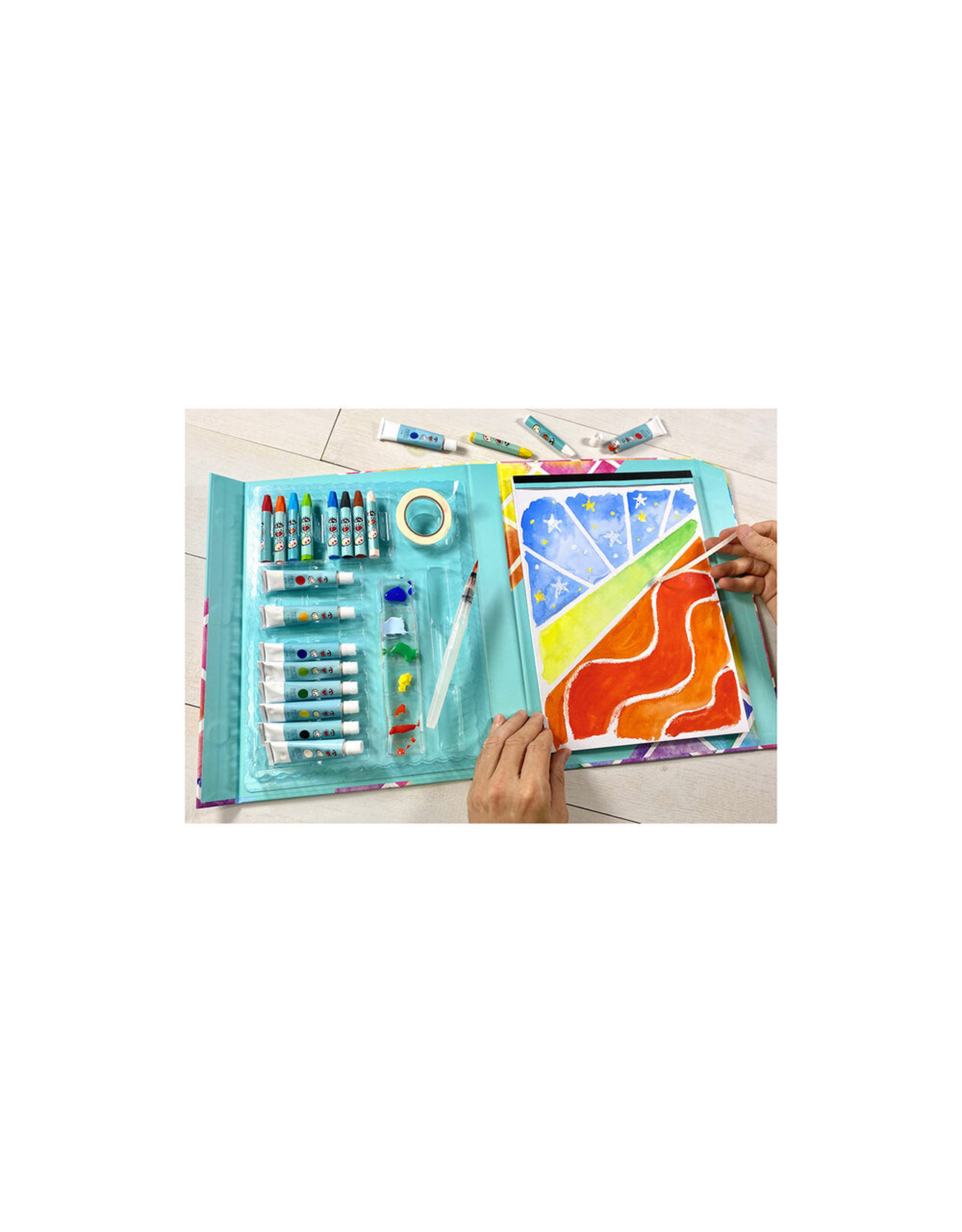 iHeartArt Mash-Up Art Pack Batik FX