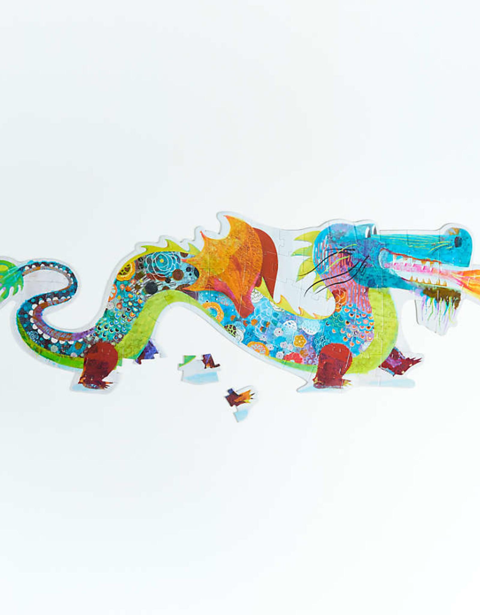 Giant Floor Puzzle  Leon the Dragon