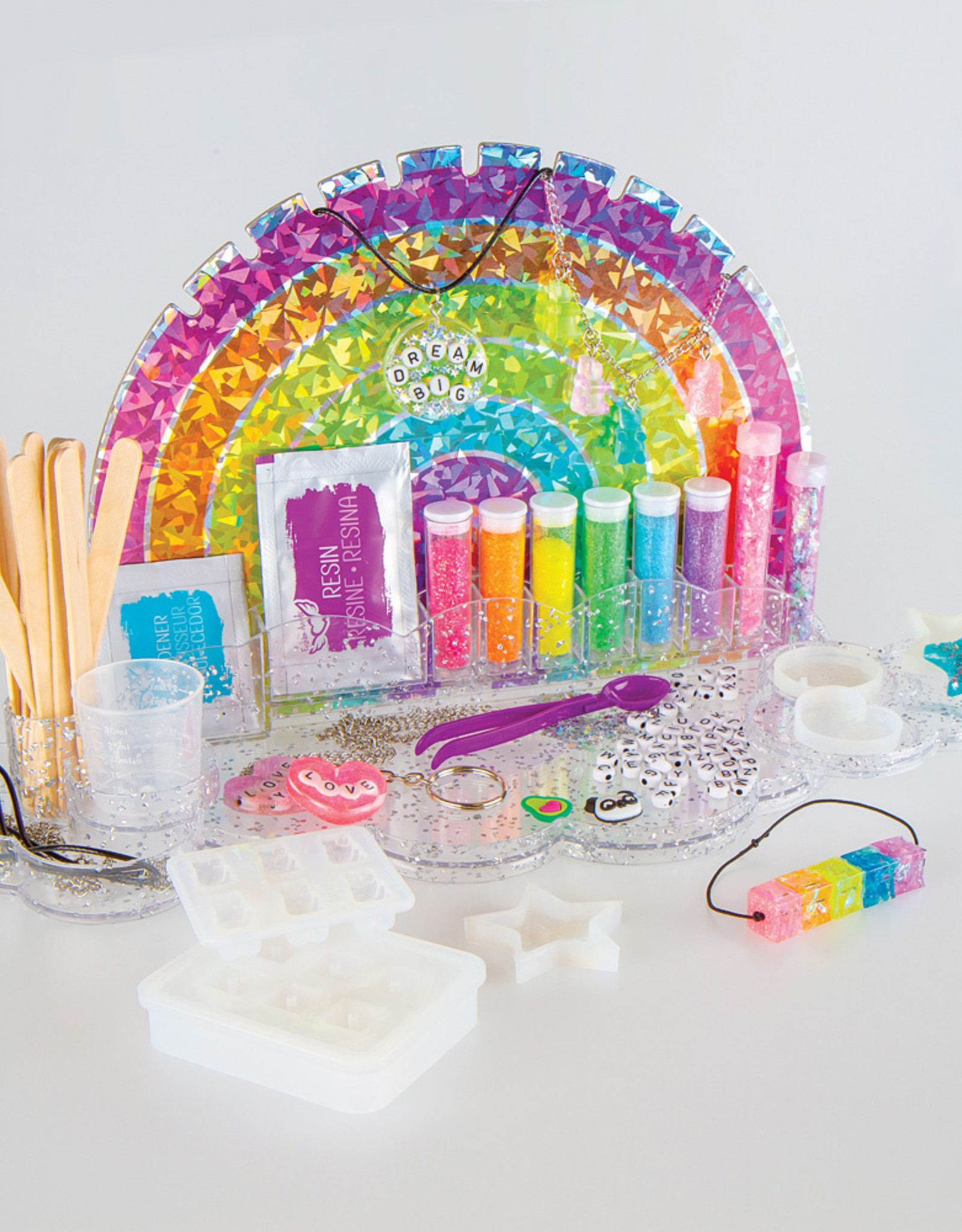 Crystal Clear Jewelry Workshop Accessory Design Super Set™