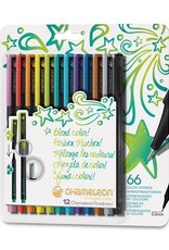 Chameleon Fineliners™ 12 pack - Bright Colors