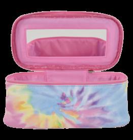 Tie Dye Self Care - Pastel Tie Dye Cosmetic Case