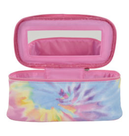 Tie Dye Self Care - Pastel Tie Dye Cosmetic Case