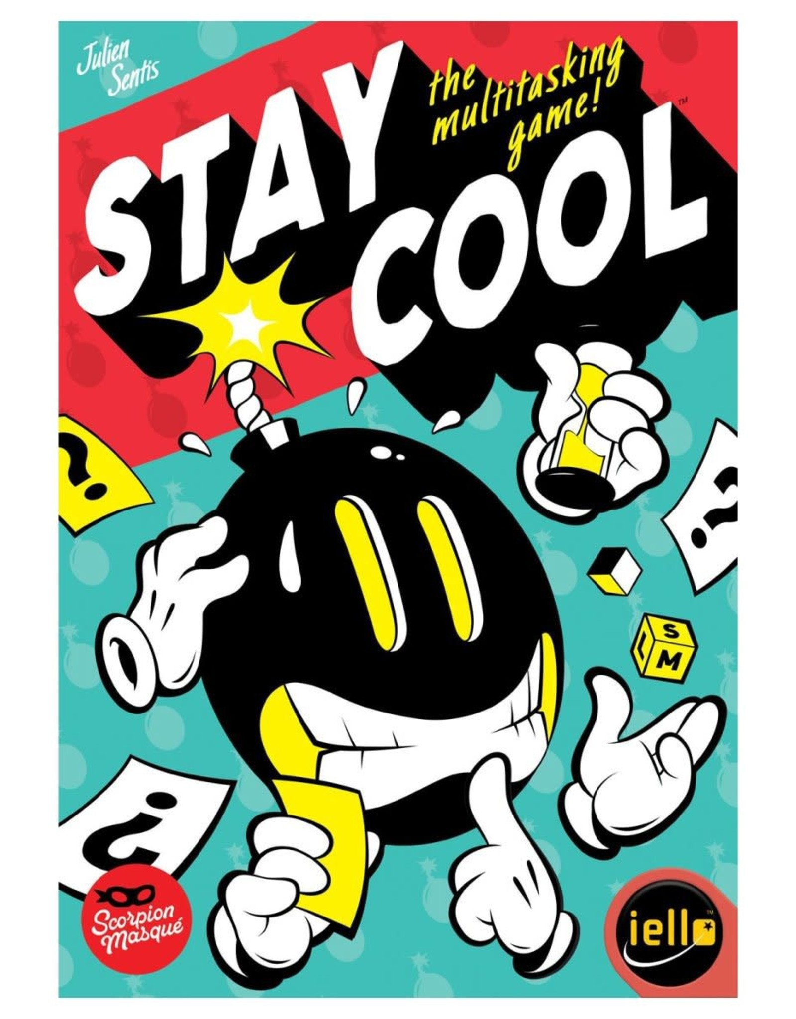 Stay Cool! The Multitasking Game