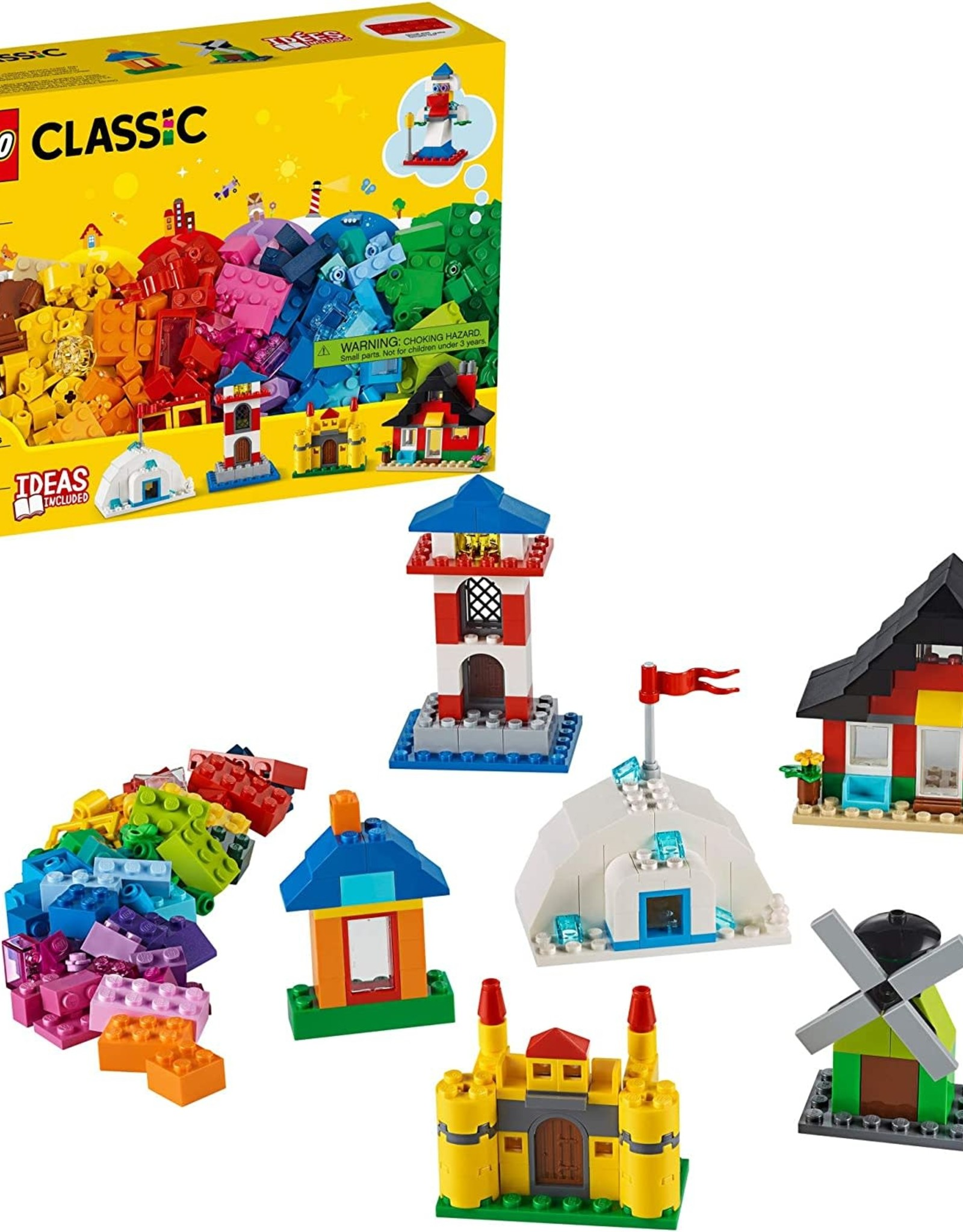 Classic- Bricks and Houses