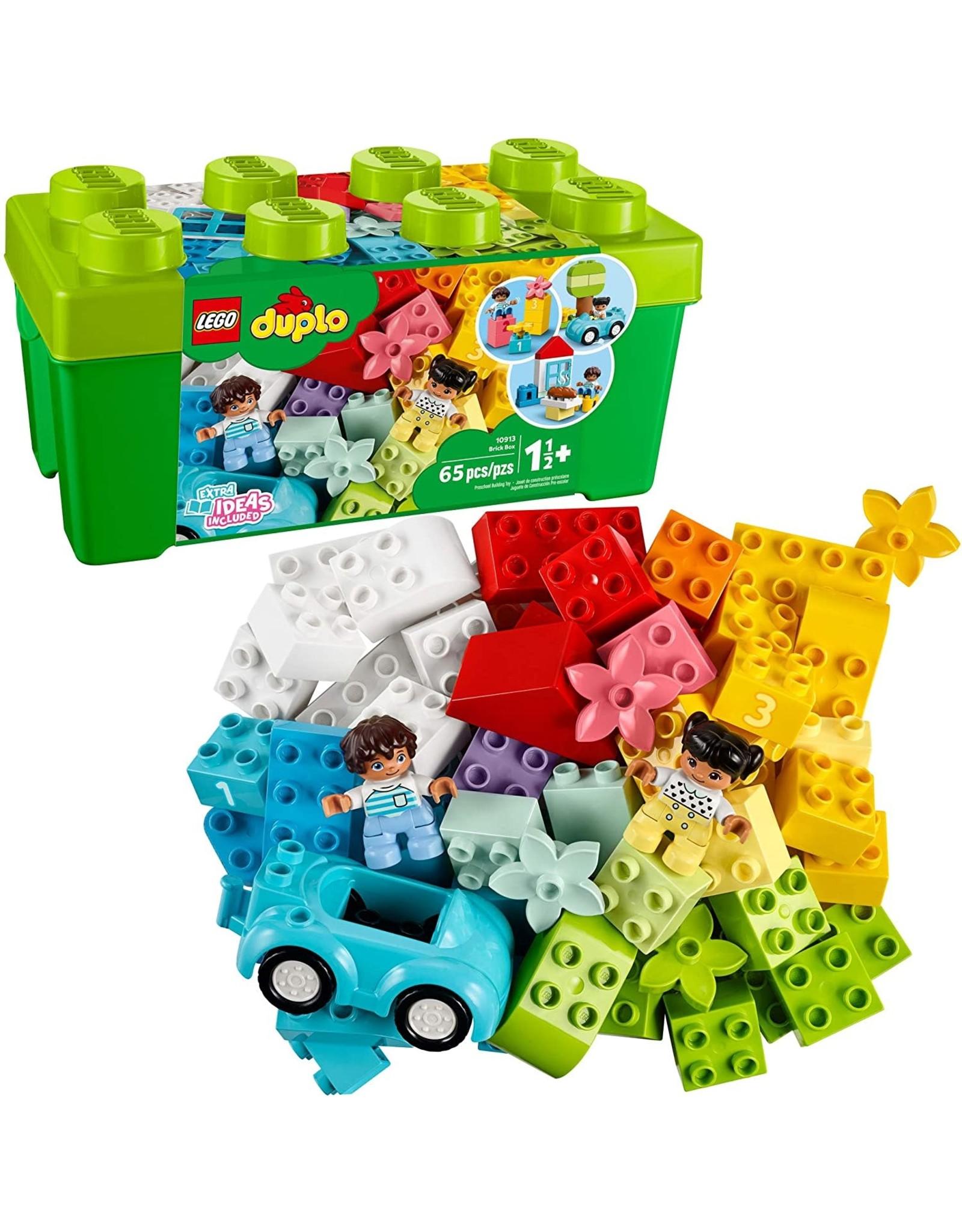 Duplo Brick Box