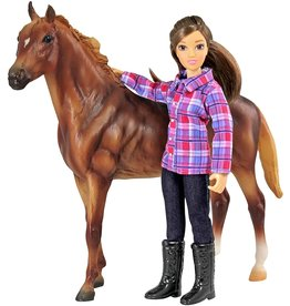 Western Horse & Rider