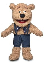 "Silly Bear 14"" Puppet"