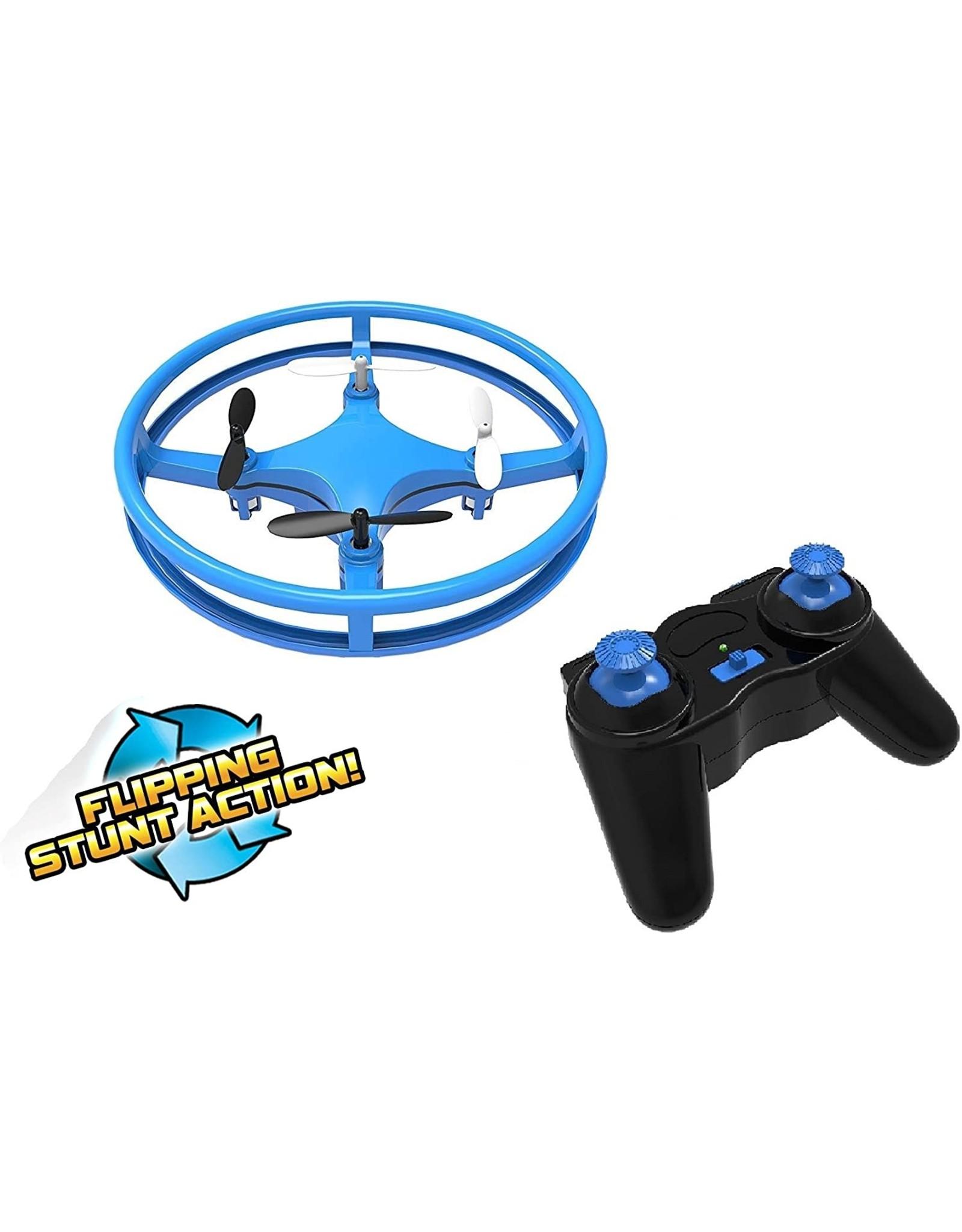 Sky Lighter Glow Disc Drone - Blue