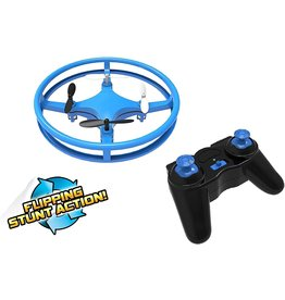 Sky Lighter Glow Disc Drone - Blue