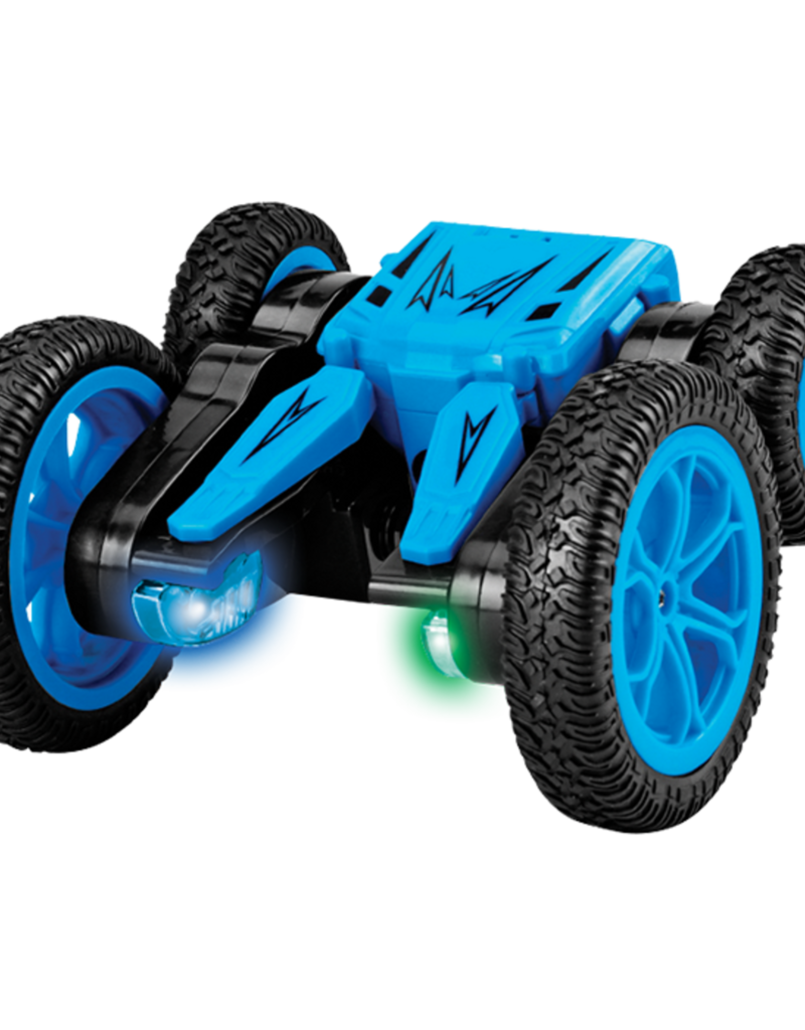 Split Wheel Stunt Car