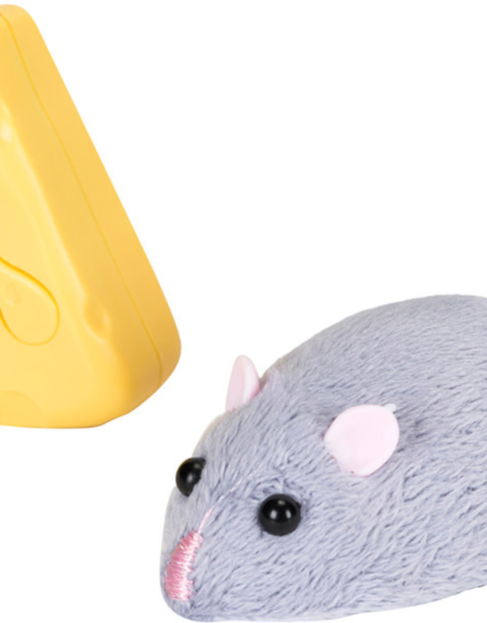 Creepy Critters Meddling Mouse