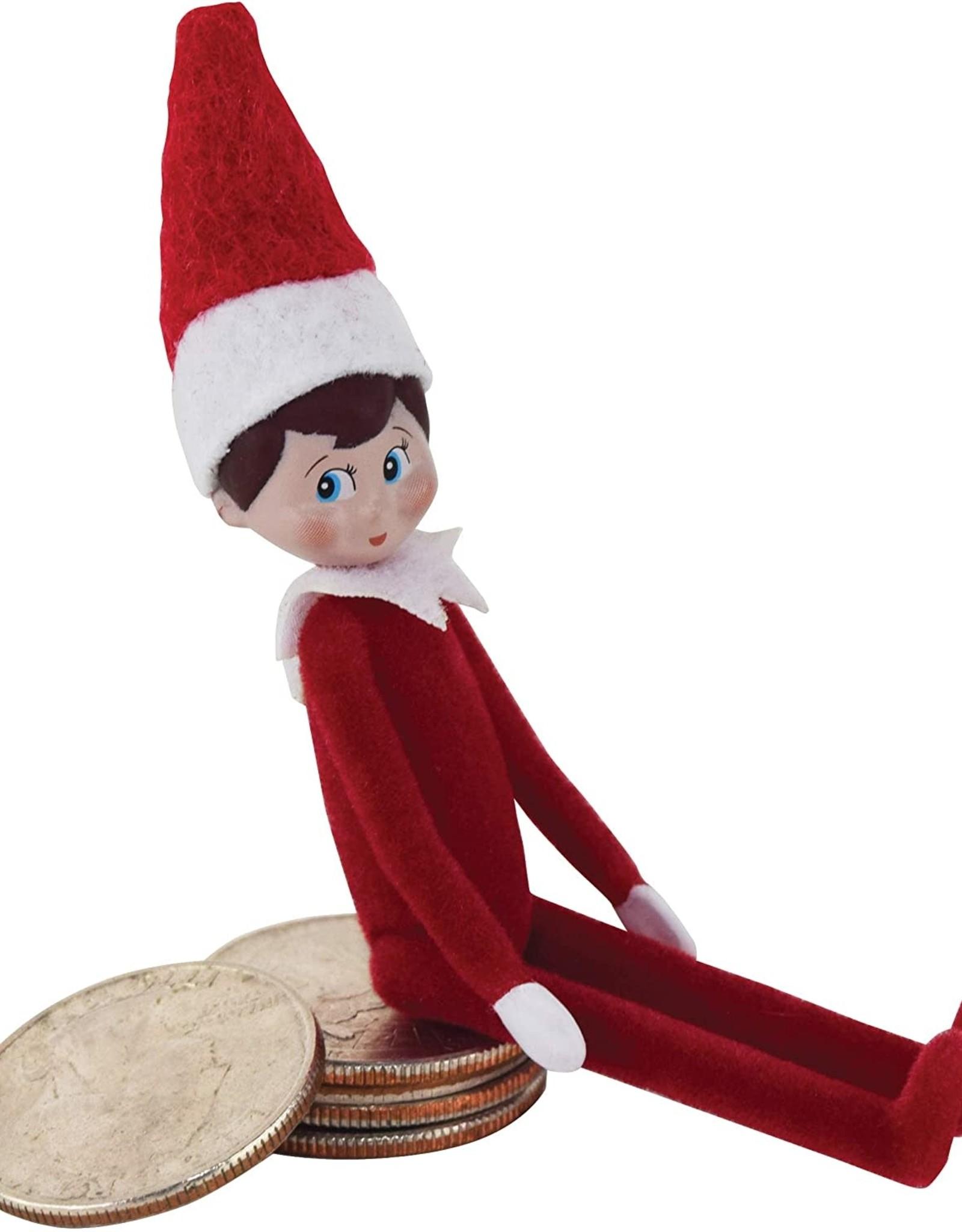World's Smallest Elf on a Shelf