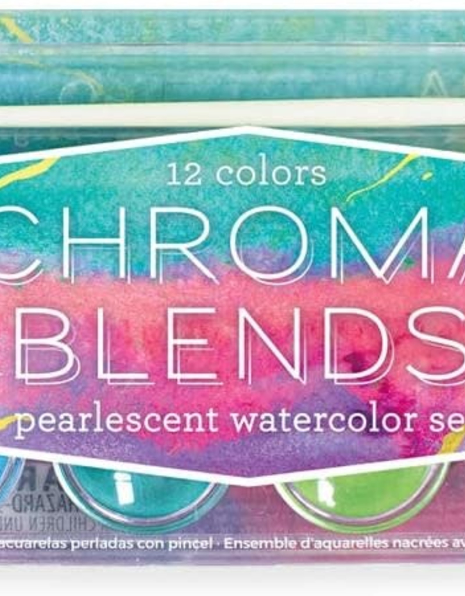 Chroma Blends Pearlescent