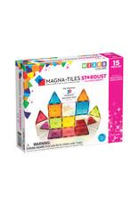 Magna-Tiles® Stardust 15 Piece Set