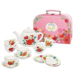 My Porcelain Tea Set