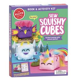 Klutz Sew Squishy Cubes