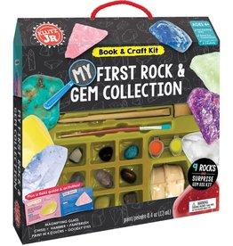Klutz My 1st Rock & Gem Collection