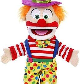 "Silly Puppets Clown Puppet 14"""