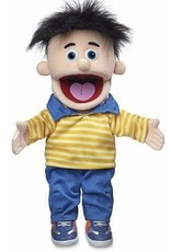 """Silly Puppets Bobby 14"""" Puppet"""