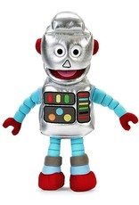 """Silly Puppets Robot Puppet 14"""""""