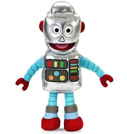 Silly Puppets Robot Puppet 14""