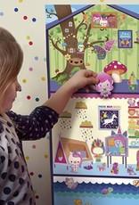 Ann Williams Craft-tastic Jr Wall Sticker Playhouse