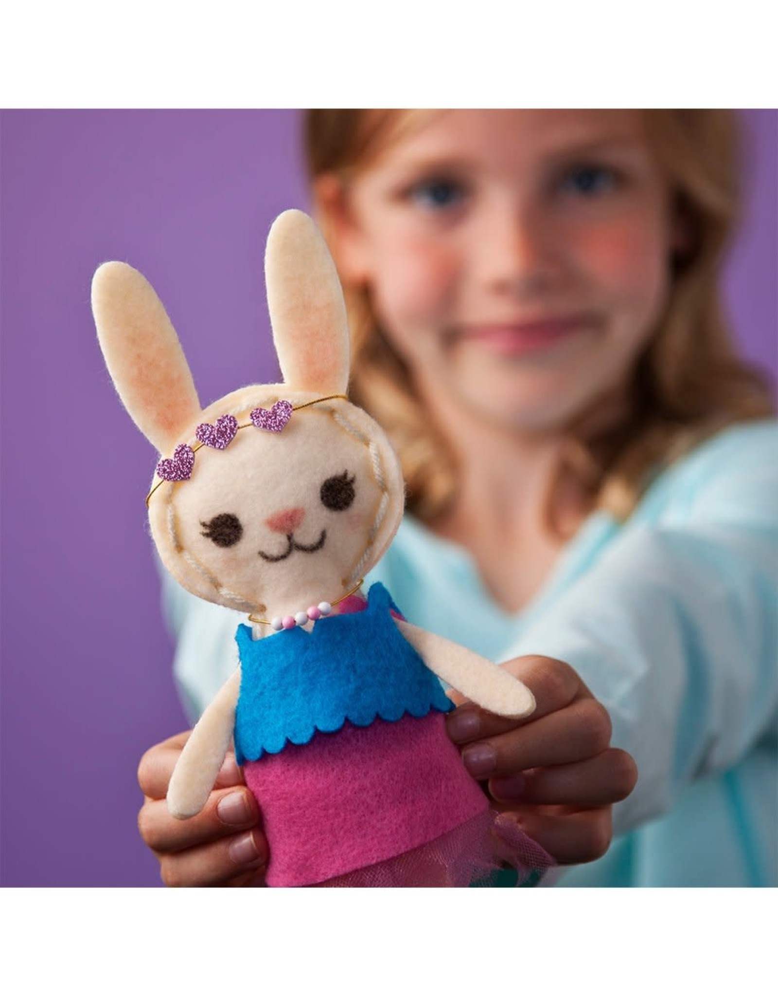Ann Williams Craft-tastic Make a Bunny Friend