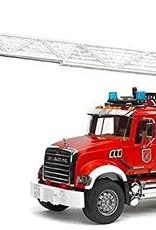 Bruder MACK Granite Fire Engine