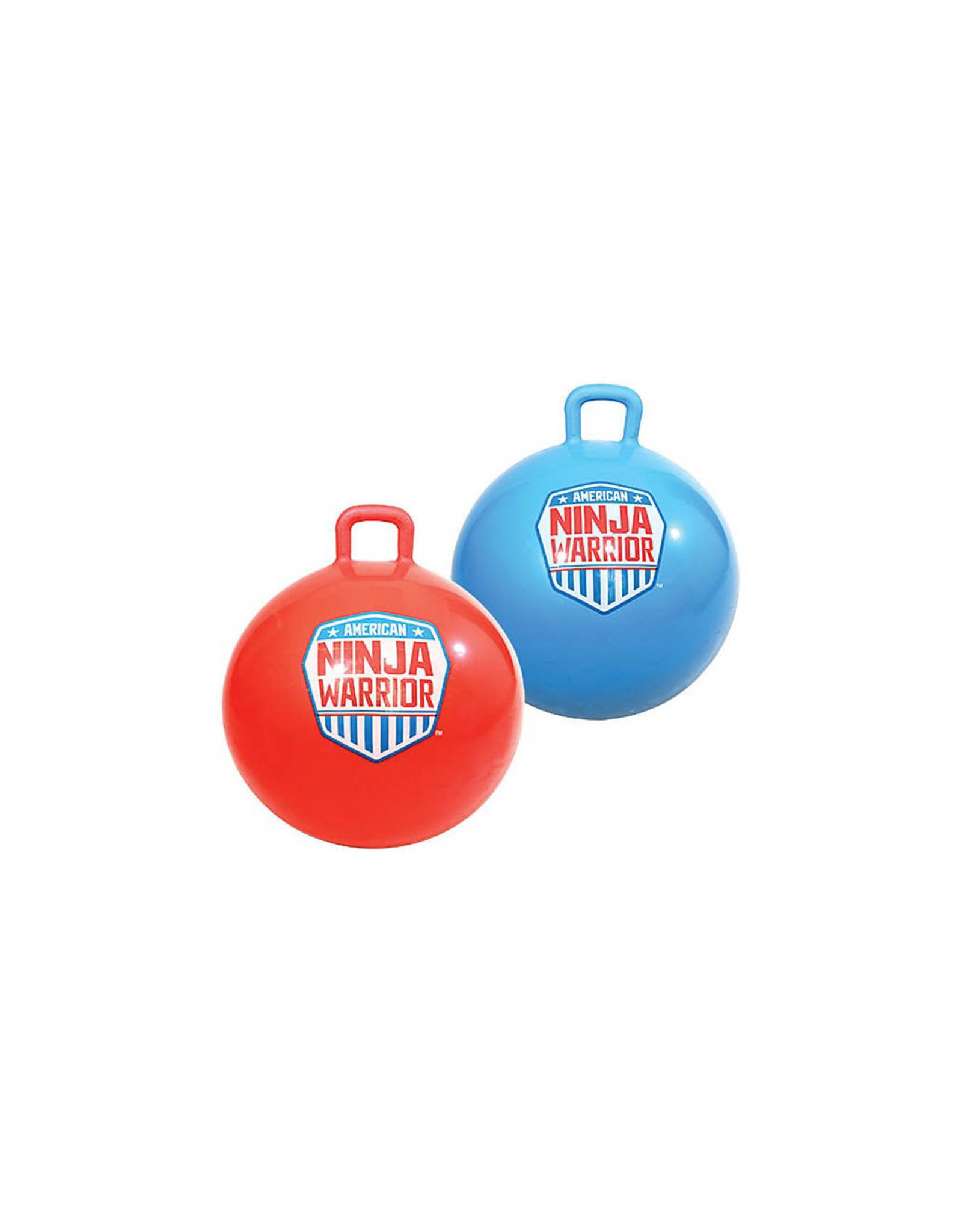 American Ninja Warrior Bounce Ball Race Set